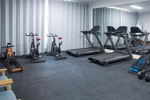 美术培训班画室健身房